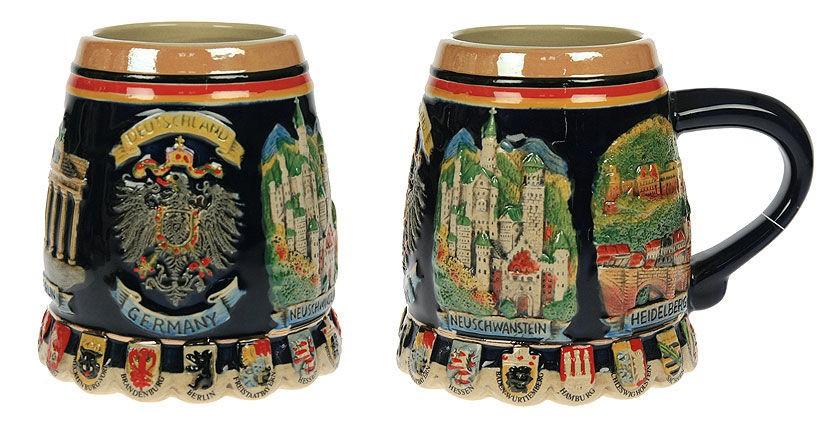 Пивная кружка коллекционная  Берлин