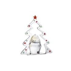 Хрустальная статуэтка Хрустальная рождественская елка