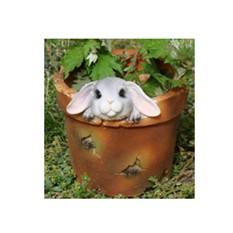 Кашпо «Зайчонок в горшочке»