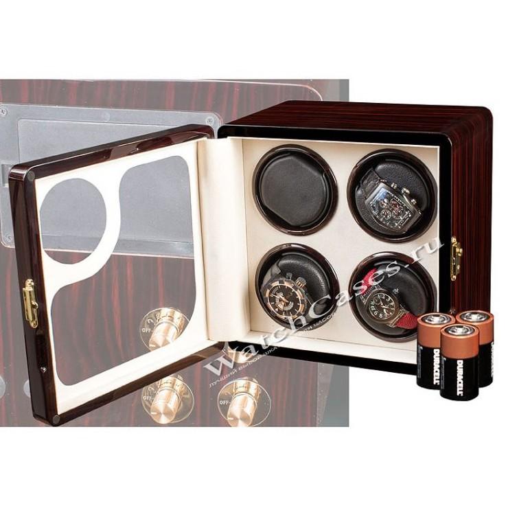 Шкатулка для часов с автоподзаводом T.WING-Pak 8131EB