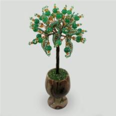 Дерево исполнения желаний из нефрита