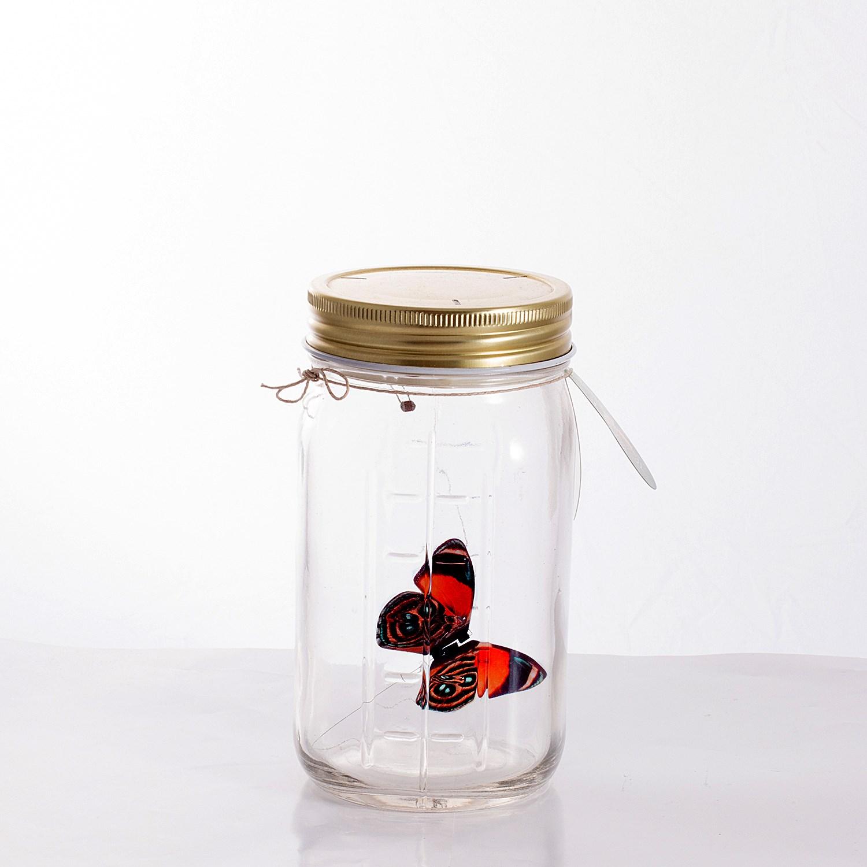 Интерьерное изделие Бабочка (с подсветкой)