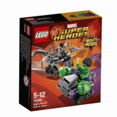 Конструктор LEGO SUPER HEROES Халк против Альтрона