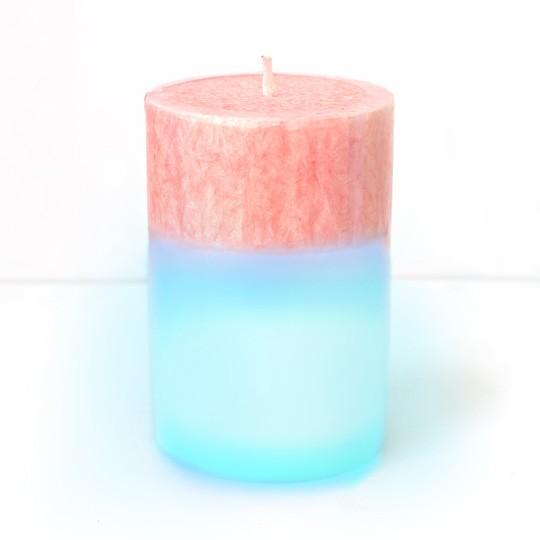Свеча ароматическая с подсветкой Floral Bouquet