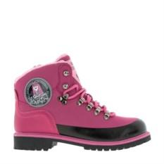 Розовые ботинки Adventure Time