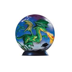 Пазл «В стране драконов»