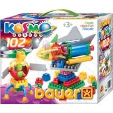 Конструктор Bauer серии Космос (102 элемента)