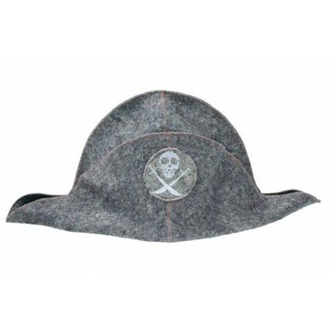 Шляпа для бани и сауны «Пират»