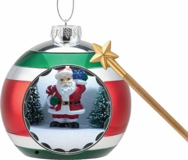 Новогодняя композиция Дед Мороз Mister Christmas