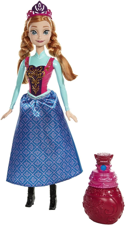 Кукла в меняющемся платье Анна. Холодное Сердце от Mattel