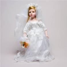 Фарфоровая кукла Mэгги