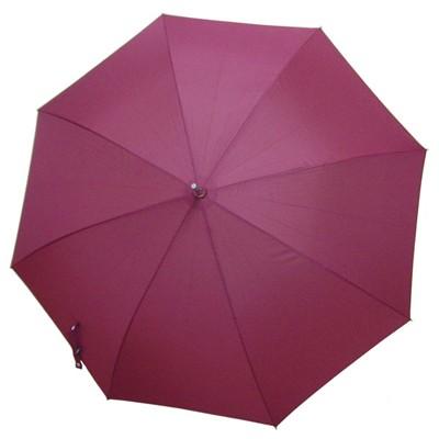 Зонт большой с прозрачной ручкой