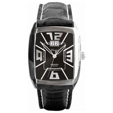 Мужские серебряные часы НИКА «Ралли»