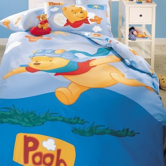 Детское постельное белье Winnie-the-Pooh pilot