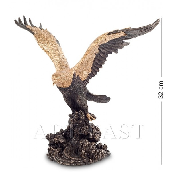 Статуэтка Орел на охоте