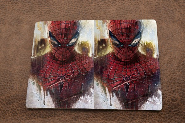Обложка на паспорт «Промо – Человек-паук»,