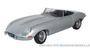 Модель автомобиля Jaguar e-type