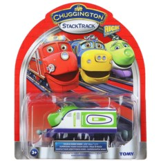 Паровозик Chuggington Чаггинсоник Коко