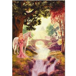 Пазл «Долина единорогов»