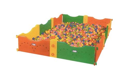 Игровой бассейн с мячами Happy Box