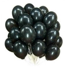 Букет шаров Black is black