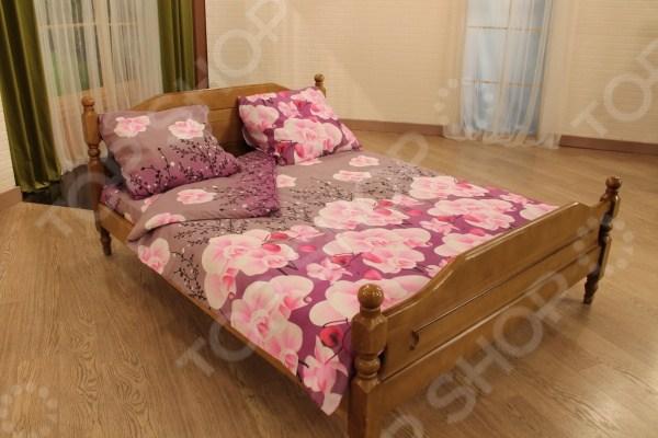 Комплект постельного белья Guten Morgen Орхидеи