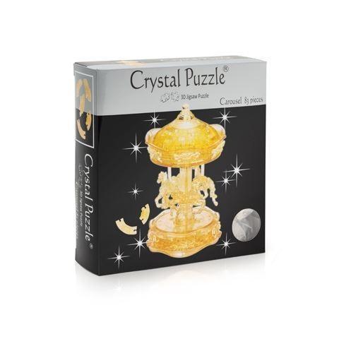 3D головоломка Золотая карусель