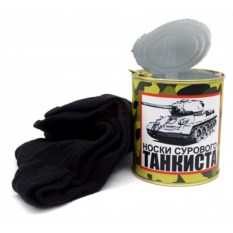 Сувенир Носки сурового танкиста