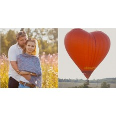 Индивидуальный полет на воздушном шаре Экстрим для двоих