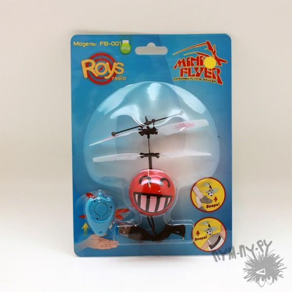 Mini Flyer Зубастик (красный)