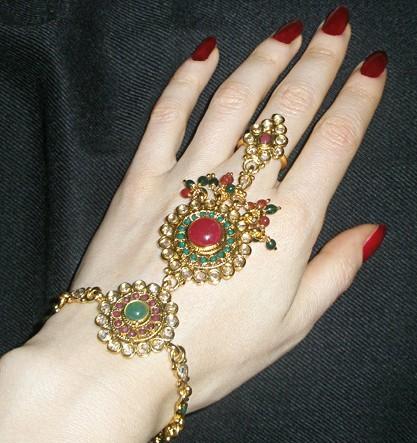 Слейв браслет Индийская принцесса