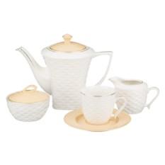 Чайный сервиз на 6 персон Безе