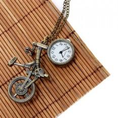 Подвеска-часы Велосипед