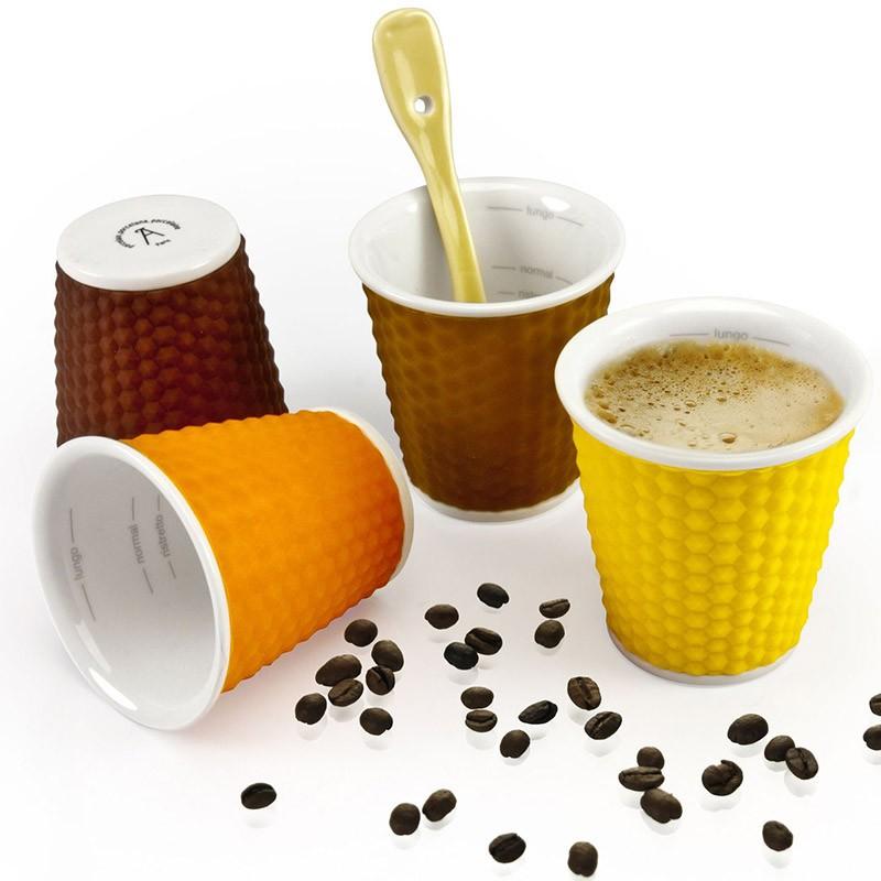 Набор чашек Honeycomb