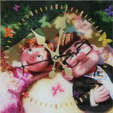 Часы с кристаллами Swarovski Бабочки в животе