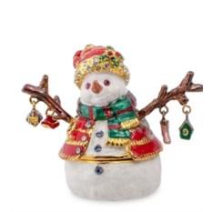 Шкатулка Снеговик от Nobility
