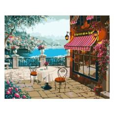 Картина по номерам «Воспоминание о Белладжио»