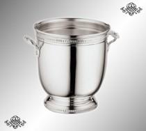 Серебряное ведро для шампанского Император