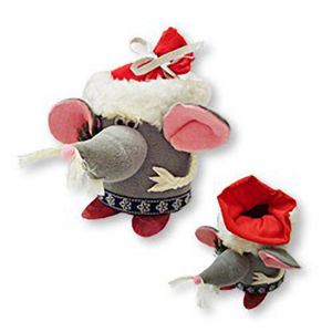 Подарочная упаковка «Мышка»