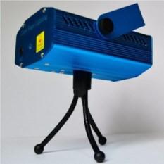 Лазерный проектор со звуковым датчиком