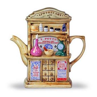 Чудесный чайник «Чайный Аптекарь»