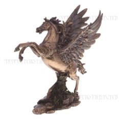 Декоративная фигурка Пегас (цвет — бронзовый)