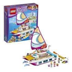 Конструктор Lego Friends Катамаран Саншайн