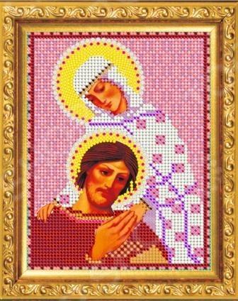 Набор для вышивания Святые Благоверные Петр и Феврония