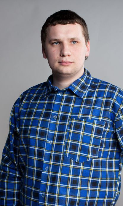 Мужская рубашка Демьян