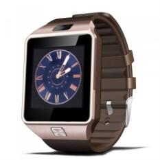 Умные часы Smart Watch DZ09 шоколадного цвета