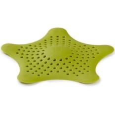 Фильтр для слива Starfish (зеленый, черный)