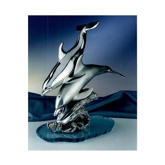 Статуэтка Brunel Пара дельфинов