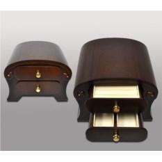 Шкатулка для ювелирных украшений с ящичками