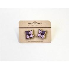 Сережки WafWaf Цветочки